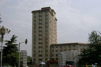 中国政法大学主楼